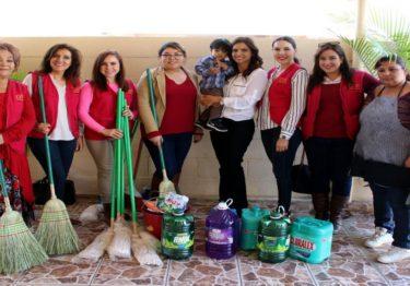Entrega DIF Hermosillo apoyos a instituciones de beneficencia