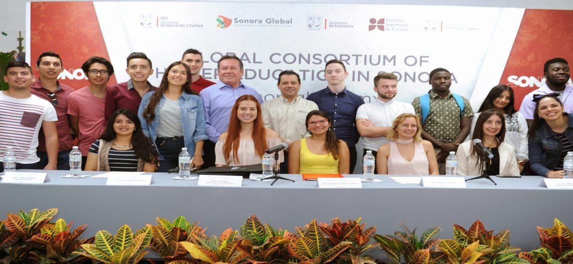 """Expondrá """"sonoraglobal.mx"""" oferta académica, turística y cultural de Sonora: SEC"""