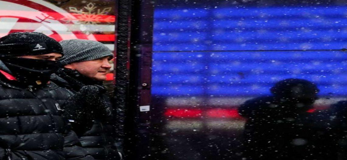 Frío extremo en este de EU deja cuatro muertos