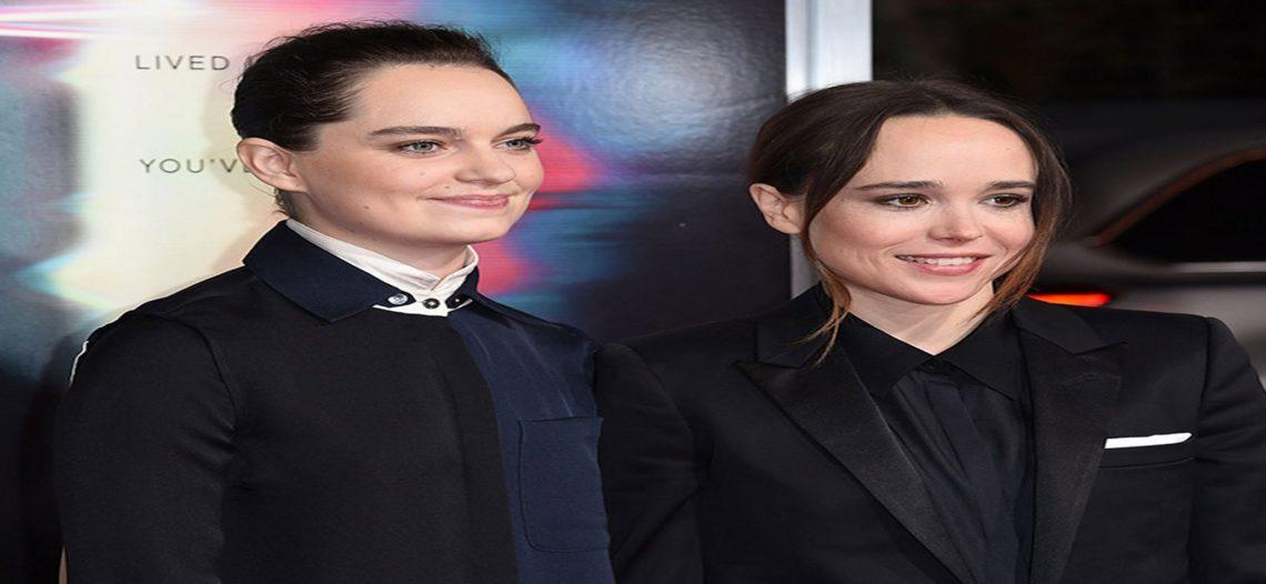 Ellen Page se casó con la coreógrafa Emma Portner