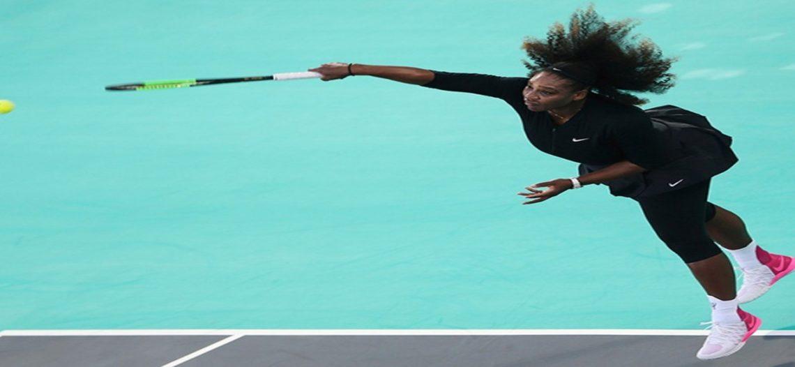 Serena Williams cancela participación en el Abierto de Australia