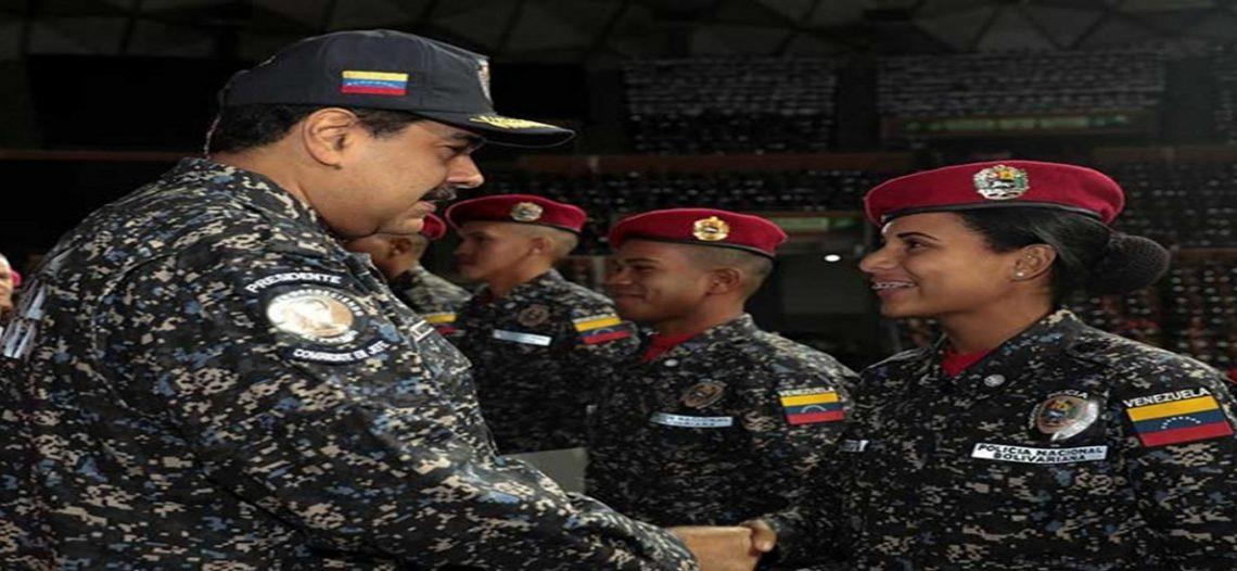 EU impone sanciones a 4 jefes militares venezolanos