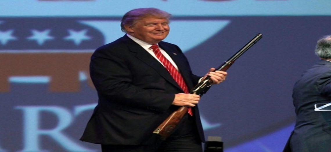 Prepara Trump empuje a la venta de armas
