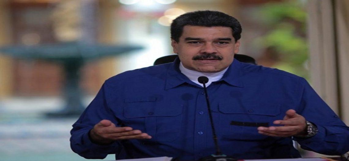 Maduro ofrece 'garantías plenas' para elecciones presidenciales