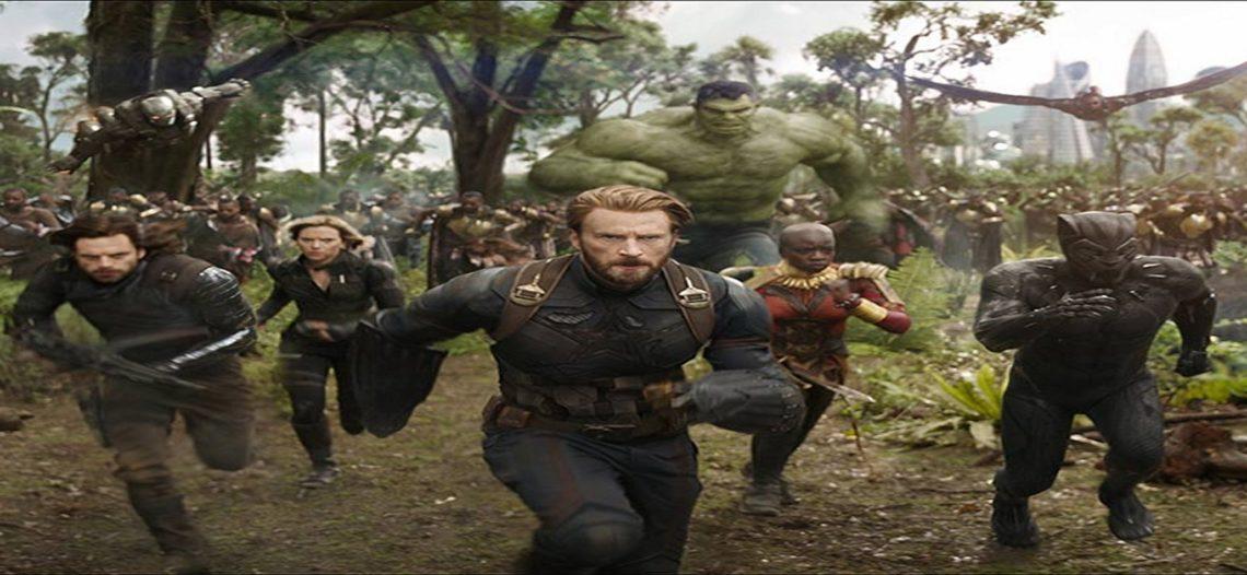 Casi 40 superhéroes habrá en 'Vengadores: Infinity War'