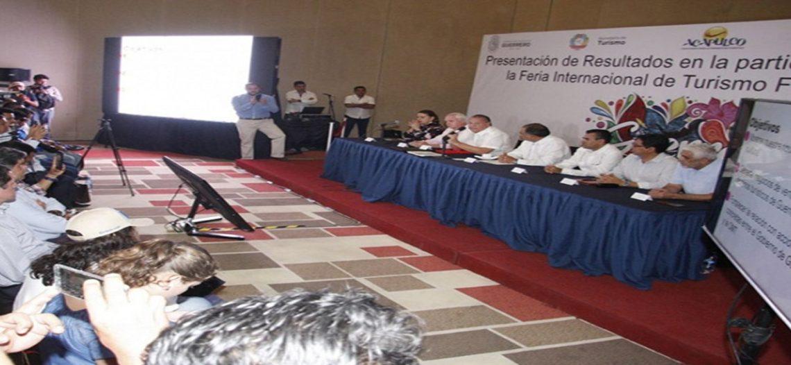 Exitosa participación de Guerrero en Fitur 2018