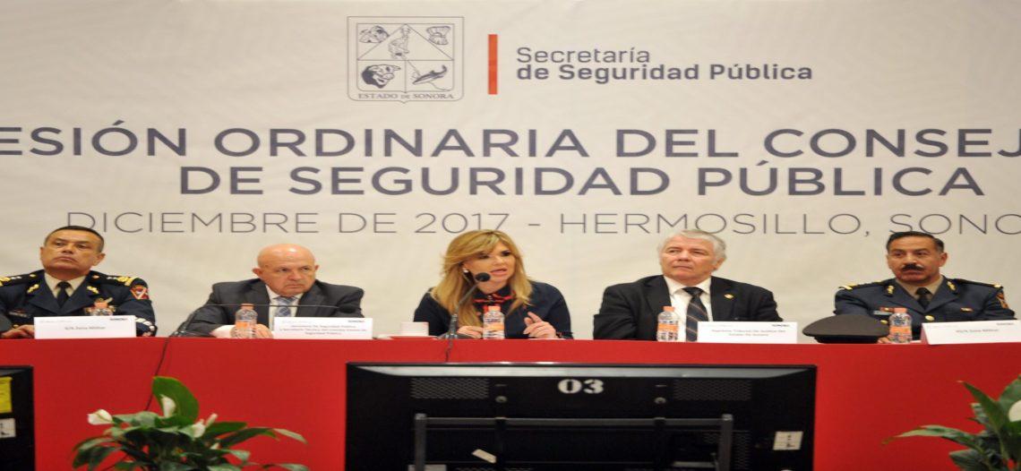 Sonora continúa siendo un Estado seguro