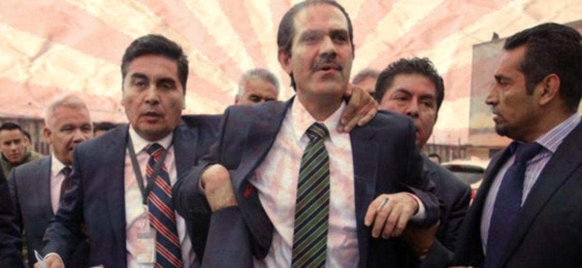 Guillermo Padrés se pelea con sus cómplices