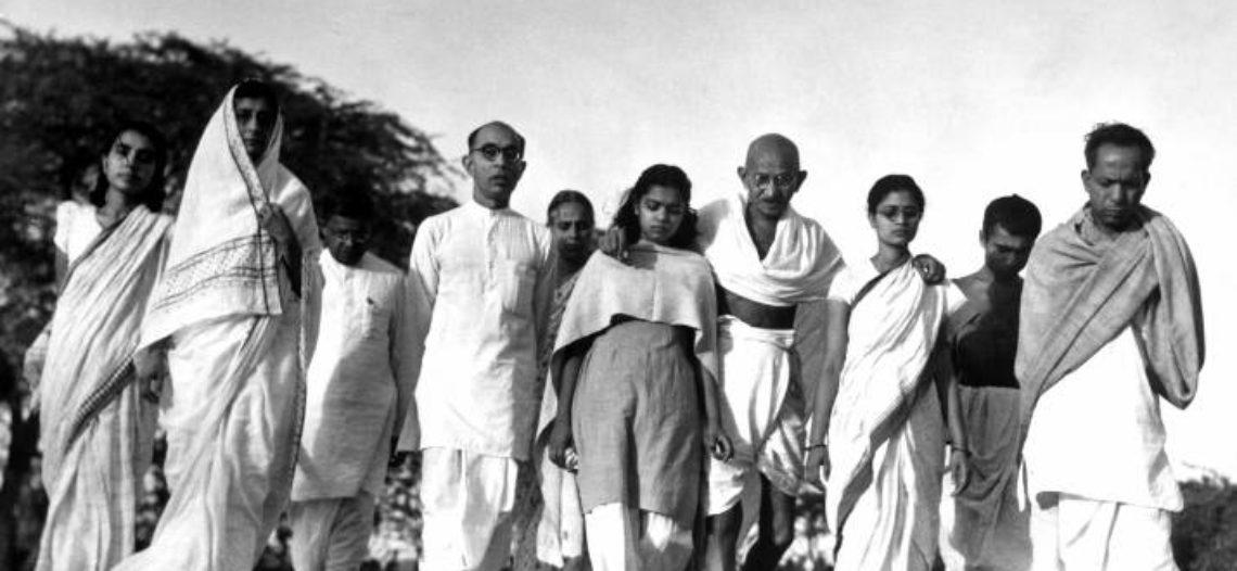 Hace 70 años que mataron a Gandhi