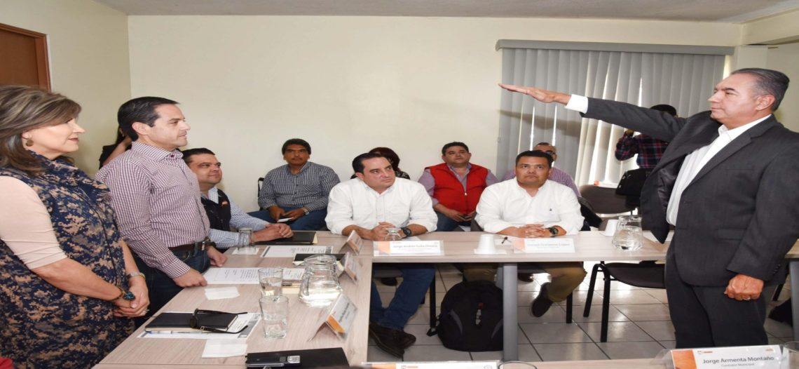 Asume Eduardo Lemmen Meyer González titularidad de nueva dependencia