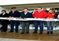 Reafirma Maloro Acosta compromiso por la seguridad y tranquilidad de los hermosillenses
