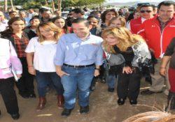 Tendrán agua potable 90 familias de El Realengo