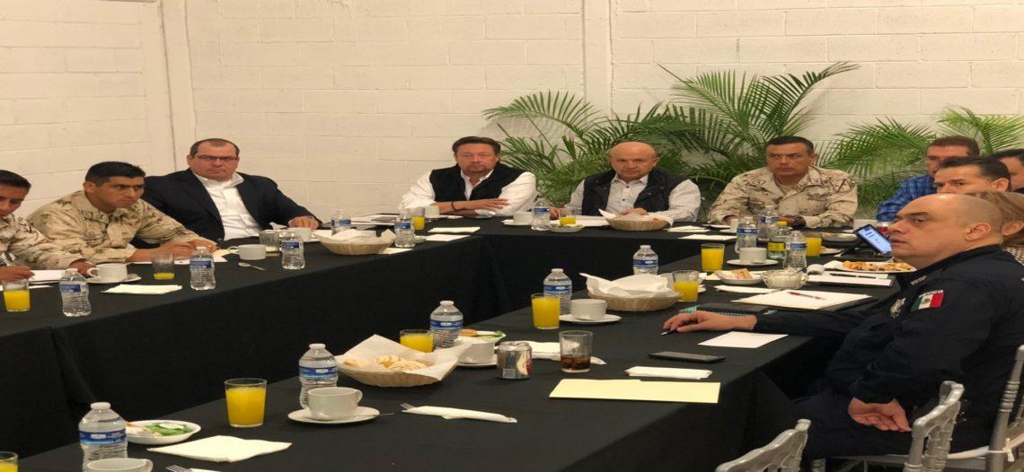 Presenta resultados Grupo Coordinado Sonora en Cajeme