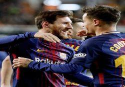Barcelona peleará por la Copa del Rey ante el Sevilla de Layún