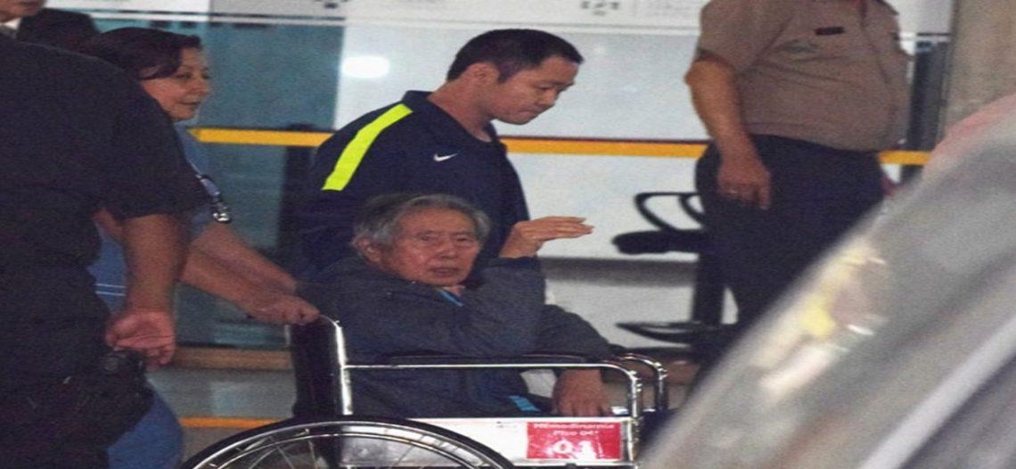 Fujimori recibirá pensión como excatedrático en Perú