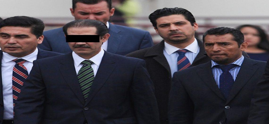 Juez absuelve a Guillermo Padrés por 'lavado' y fraude