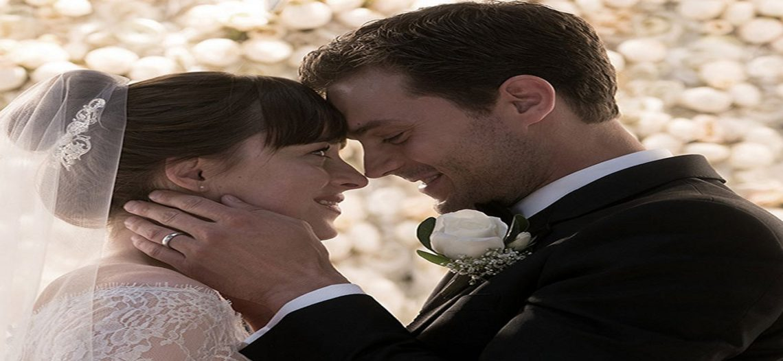 Final de trilogía 'Fifty Shades' lidera taquilla en EU y Canadá