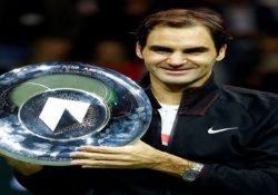Federer se corona en el ATP de Rotterdam