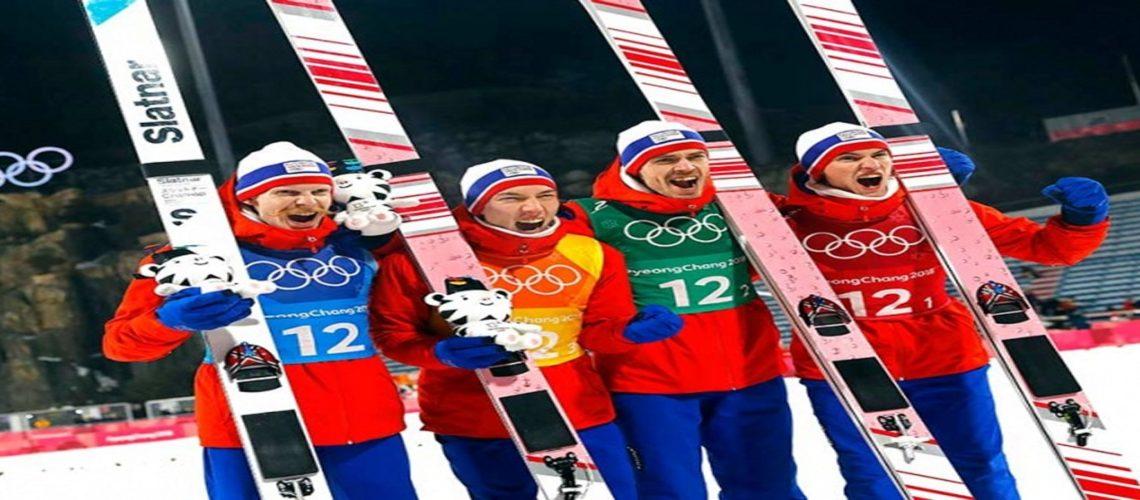 Noruega domina en Pyeongchang