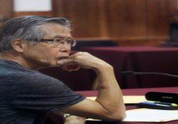 Podría Fujimori encarar otro juicio por abusos a DDHH