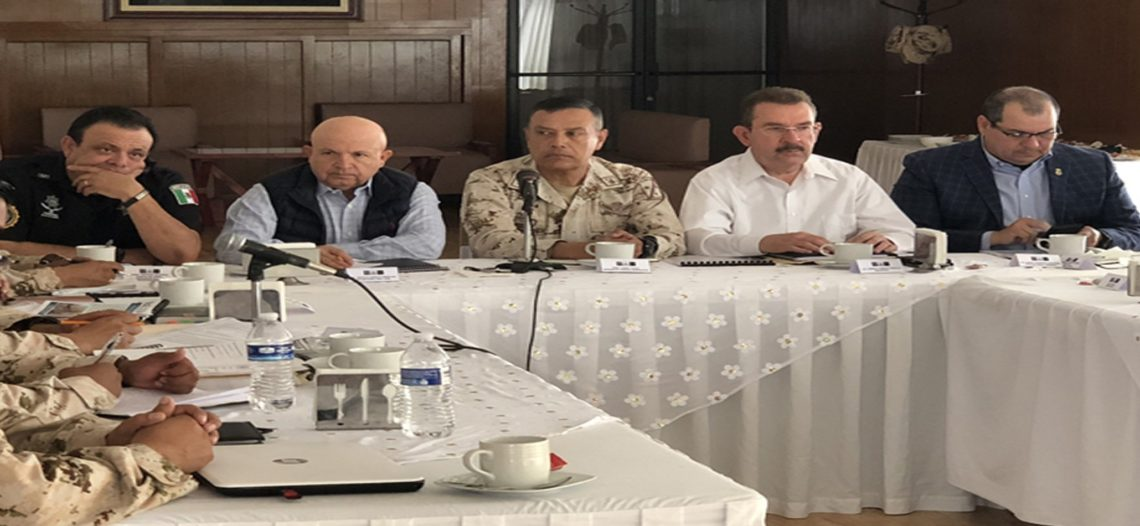Refuerza Grupo Coordinado de Seguridad, estrategia operativa en Hermosillo
