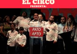 El Pato De Lucas impone agenda a candidatos a la Alcaldía