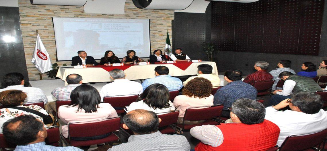 Presenta Ayuntamiento de Hermosillo el Sistema de Trámites Digitales
