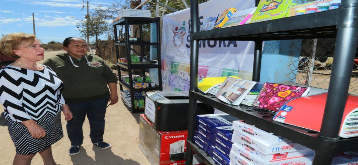 Entrega DIF Sonora apoyos productivos en Hermosillo