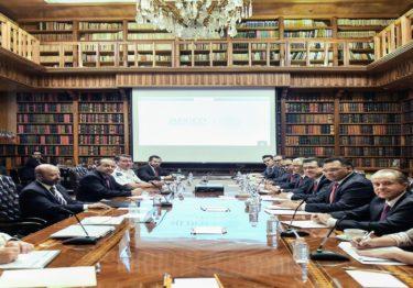 Atiende Gobernadora tema de seguridad en Gobernación