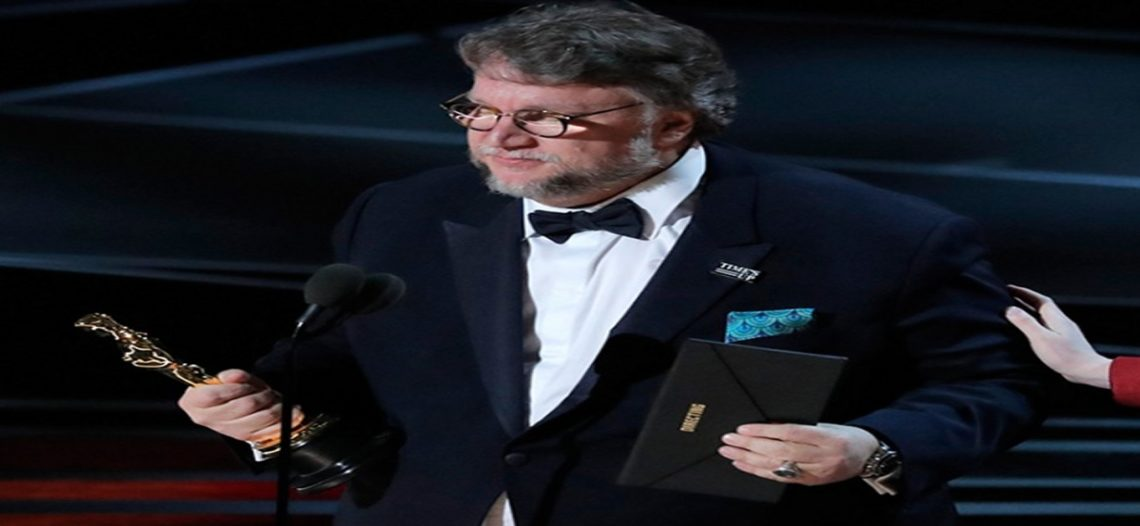 Guillermo del Toro se alza con el Oscar al Mejor Director