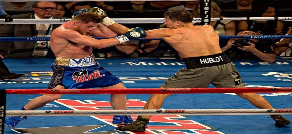 Polémica no frena la pelea Canelo-Golovkin