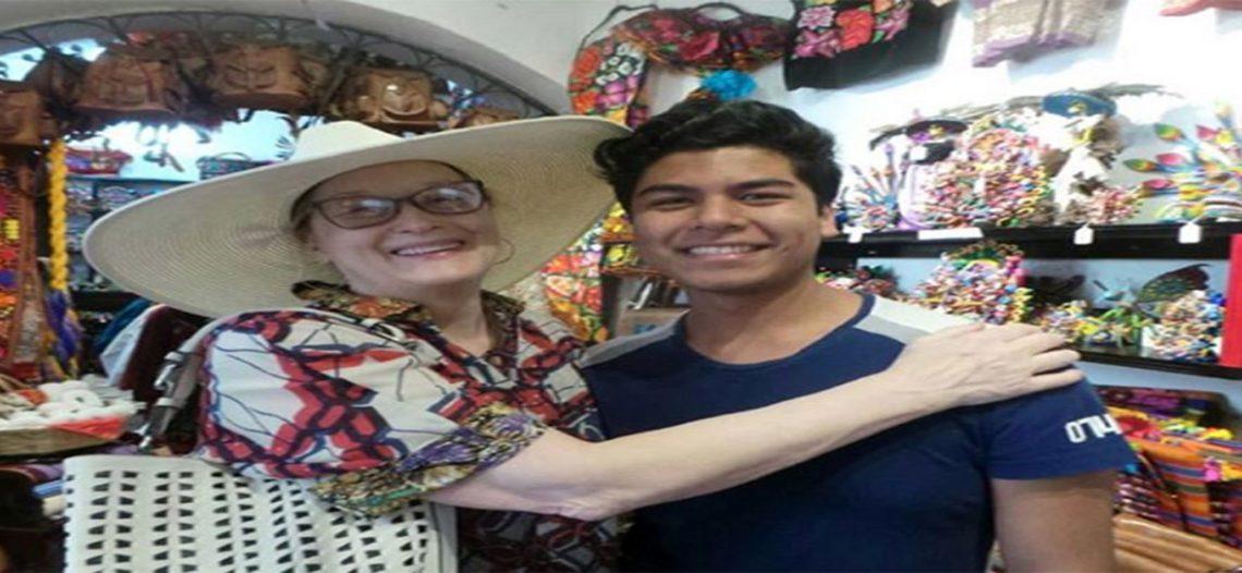 Meryl Streep vacaciona en San Miguel de Allende