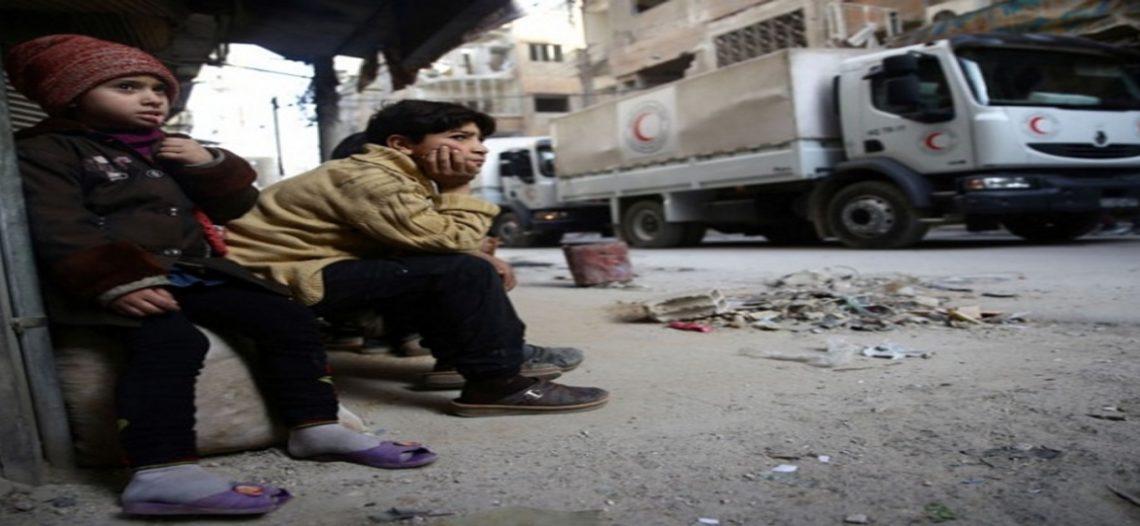 Siria enfrenta un apocalipsis planificado: ONU