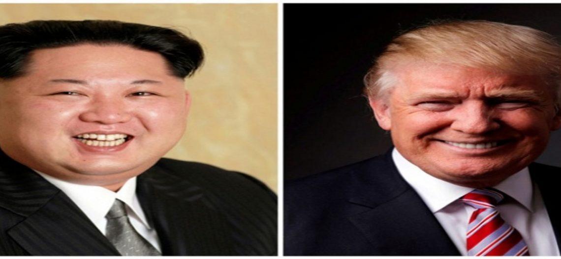 Se reunirán Kim Jong Un y Trump en mayo