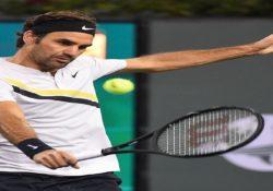 Sin problemas, Federer avanza a semis en Indian Wells
