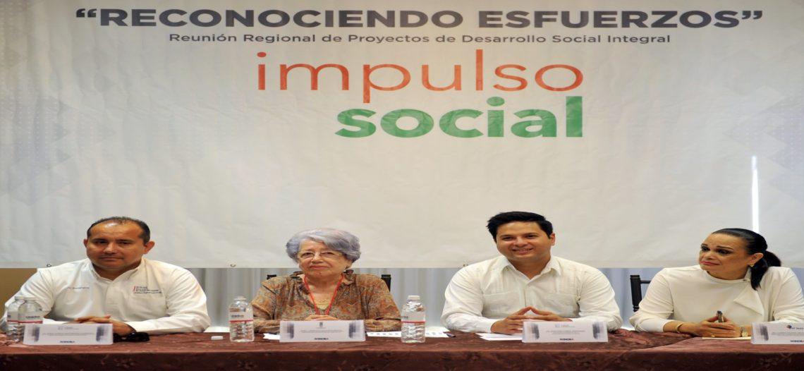 Fortalece SEDESSON acciones con Organizaciones de la Sociedad Civil