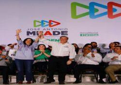 Meade ofrece en Sonora sus siete compromisos por la nación