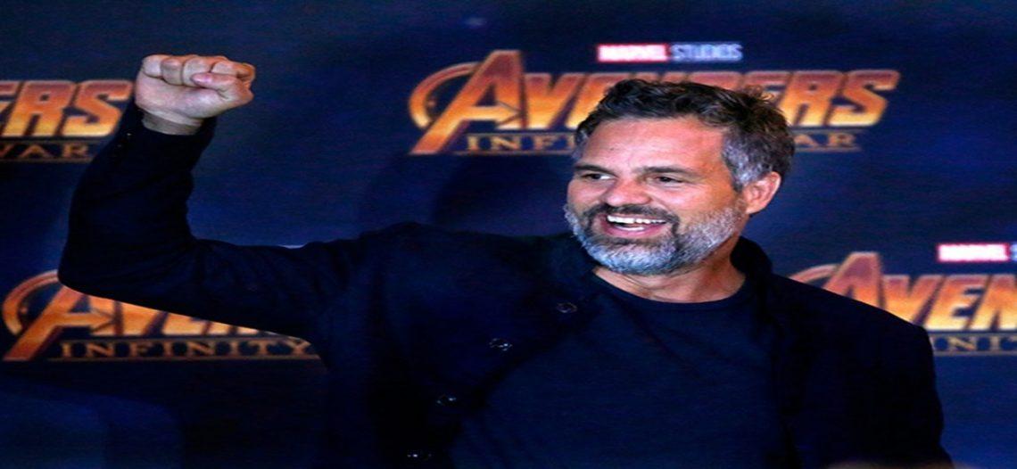 Mark Ruffalo presenta 'Avengers: Infinity War' en México