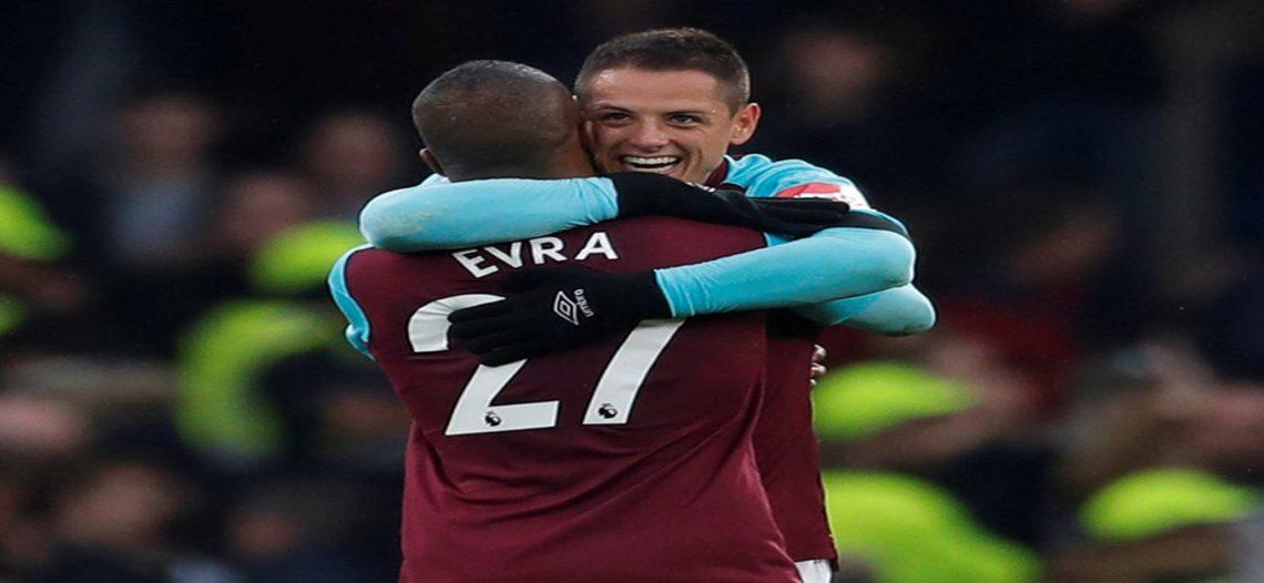'Chicharito' el 'coco' del Chelsea, firma empate del West Ham