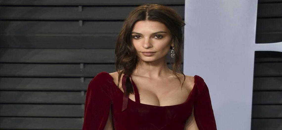 Emily Ratajkowski es elegida como la 'Modelo del Año'