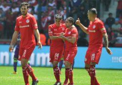 Toluca consigue marca histórica de victorias en la Liga MX