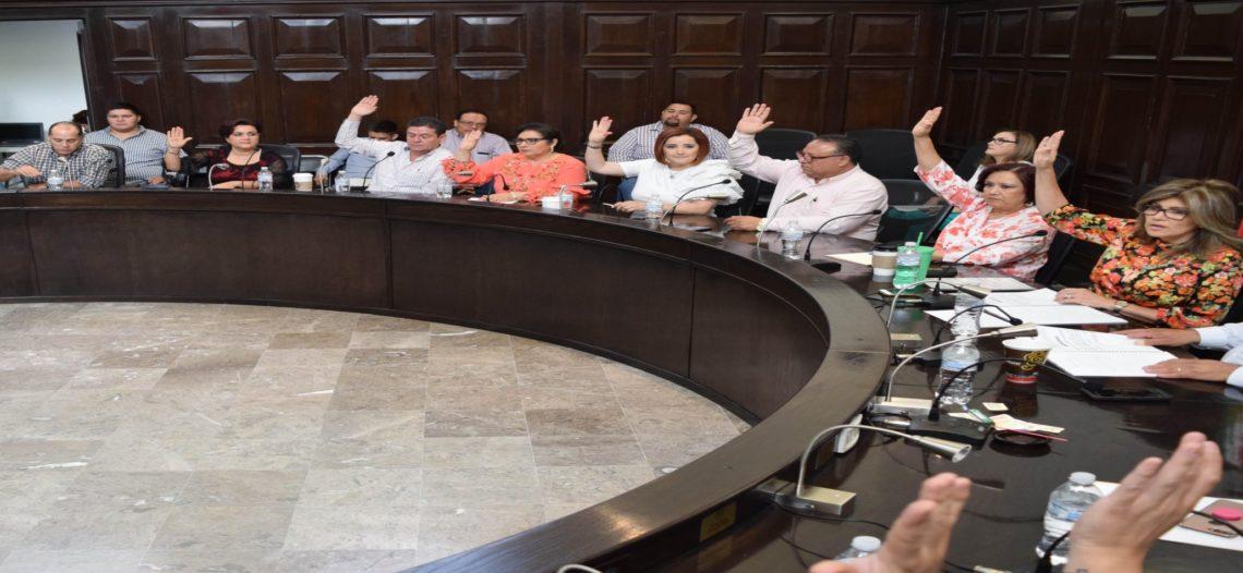Aprueba Cabildo firma de un nuevo convenio del Ayuntamiento con el Isssteson