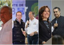 INE pide a candidatos debatir propuestas con respeto