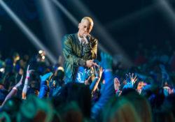 Eminem celebra una década sobrio