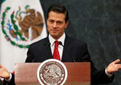 Peña Nieto felicita a Díaz-Canel, presidente de Cuba