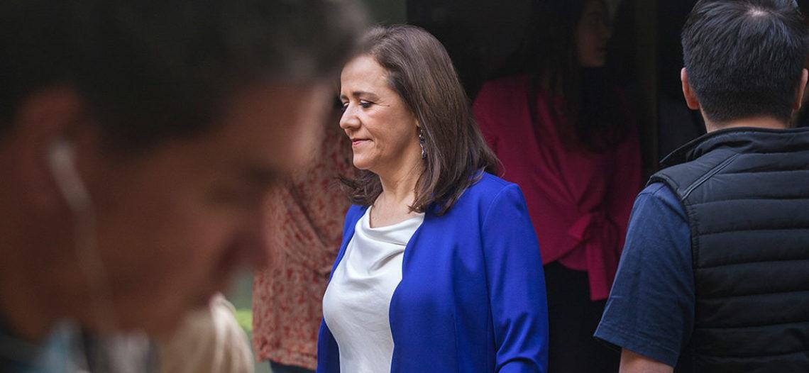 Margarita Zavala renuncia a la candidatura presidencial