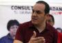 'Cuauh' sigue en la contienda por la gubernatura de Morelos
