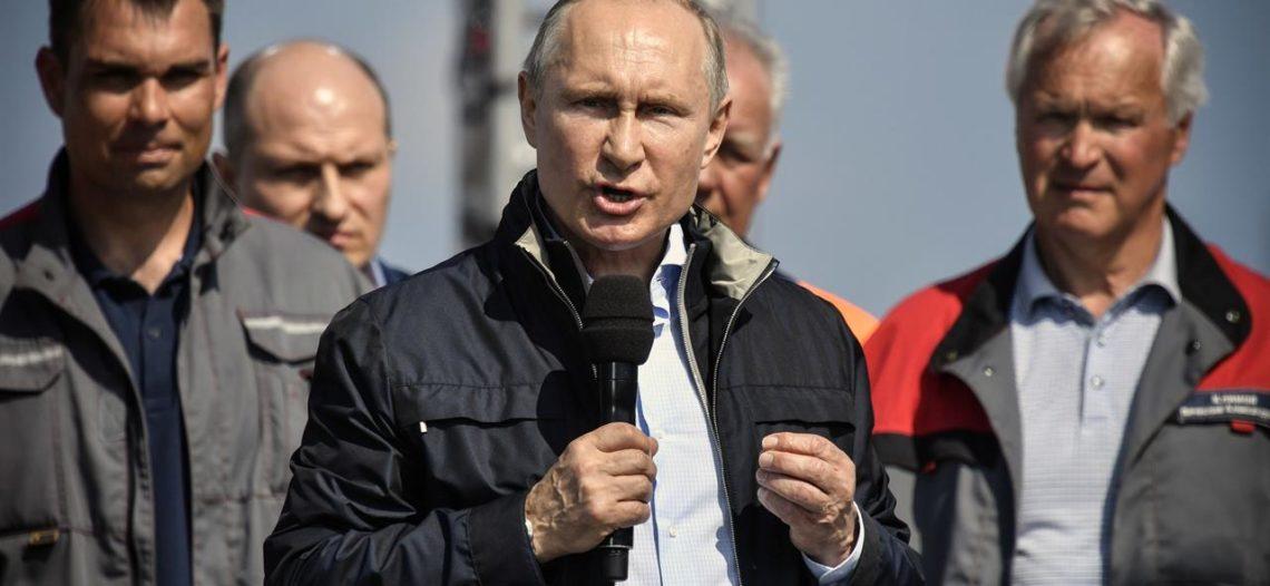 Otan condena puente con Crimea