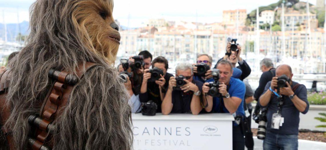 'Solo: A Star Wars Story' aterriza en Cannes