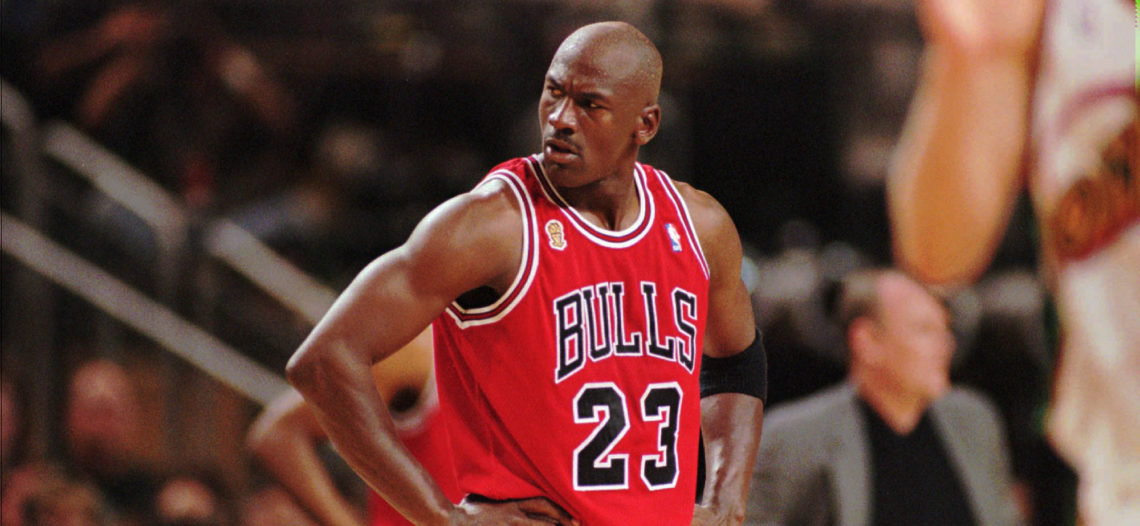 Michael Jordan tendrá documental en Netlfix